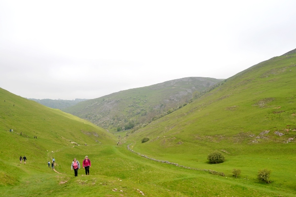 View of Dovedale